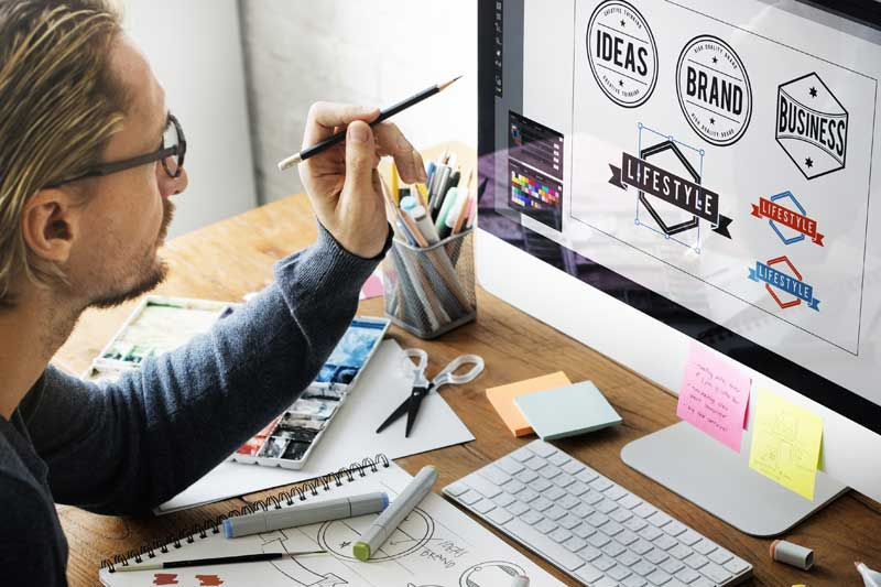 Photo of graphic design services from Specialized Office Systems